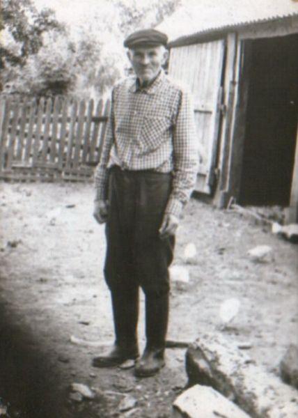 Стрибук Федос Григорьевич (14.08.1895 - 04.12.1984)