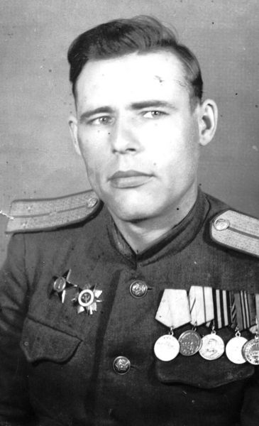 Стрибук Григорий Андреевич<br>(03.02.1914-24.11.1967 г.п.Хойники)