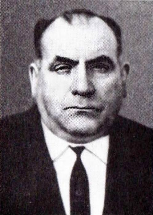 Черевач Николай Павлович <br> 1926 - 1994