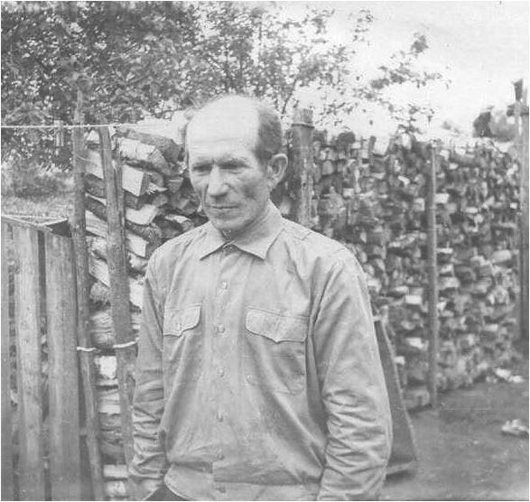 1973 год<br>Пузанов Алексей Никифорович 1919 г.р., д.Маложин