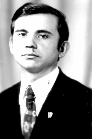 Пузанов Николай Алексеевич 1957 г.р.<br>фото от 1971 года