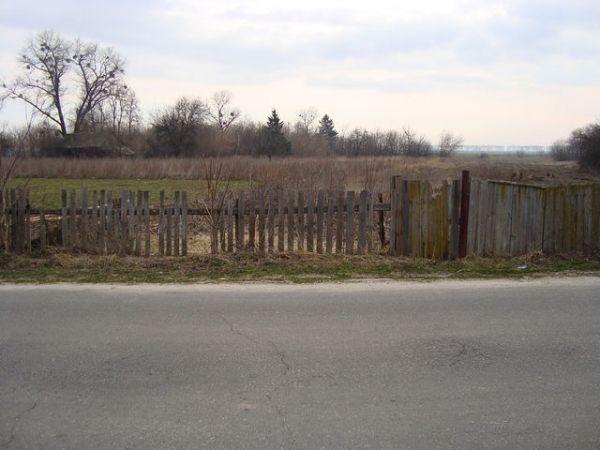 здесь был дом семьи<br>Трацевского Степана  *<br>Трацевской (Буйневич) Юзи  Адамовны