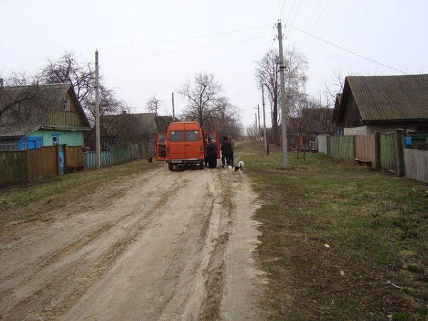автокрама на улице Новой