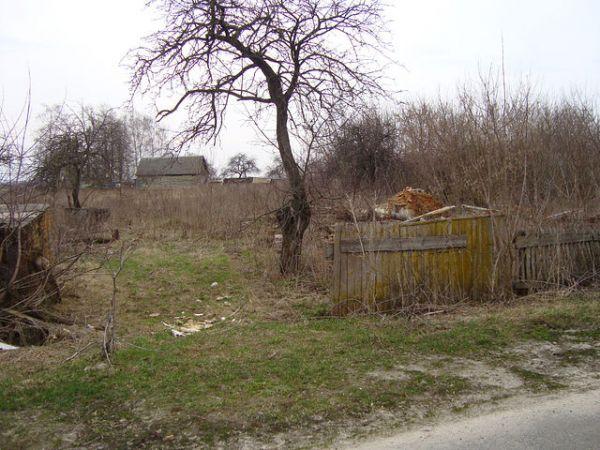 здесь был дом семьи<br>Пузанова Алексея Никифоровича