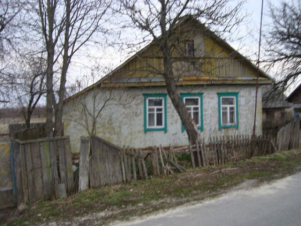 дом семьи<br>Вус Ивана Ефремовича