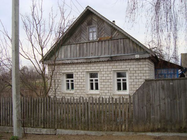 дом семьи:<br>1. Рудабельского Игната Францевича<br>2. Павленок Александра Александровича<br>