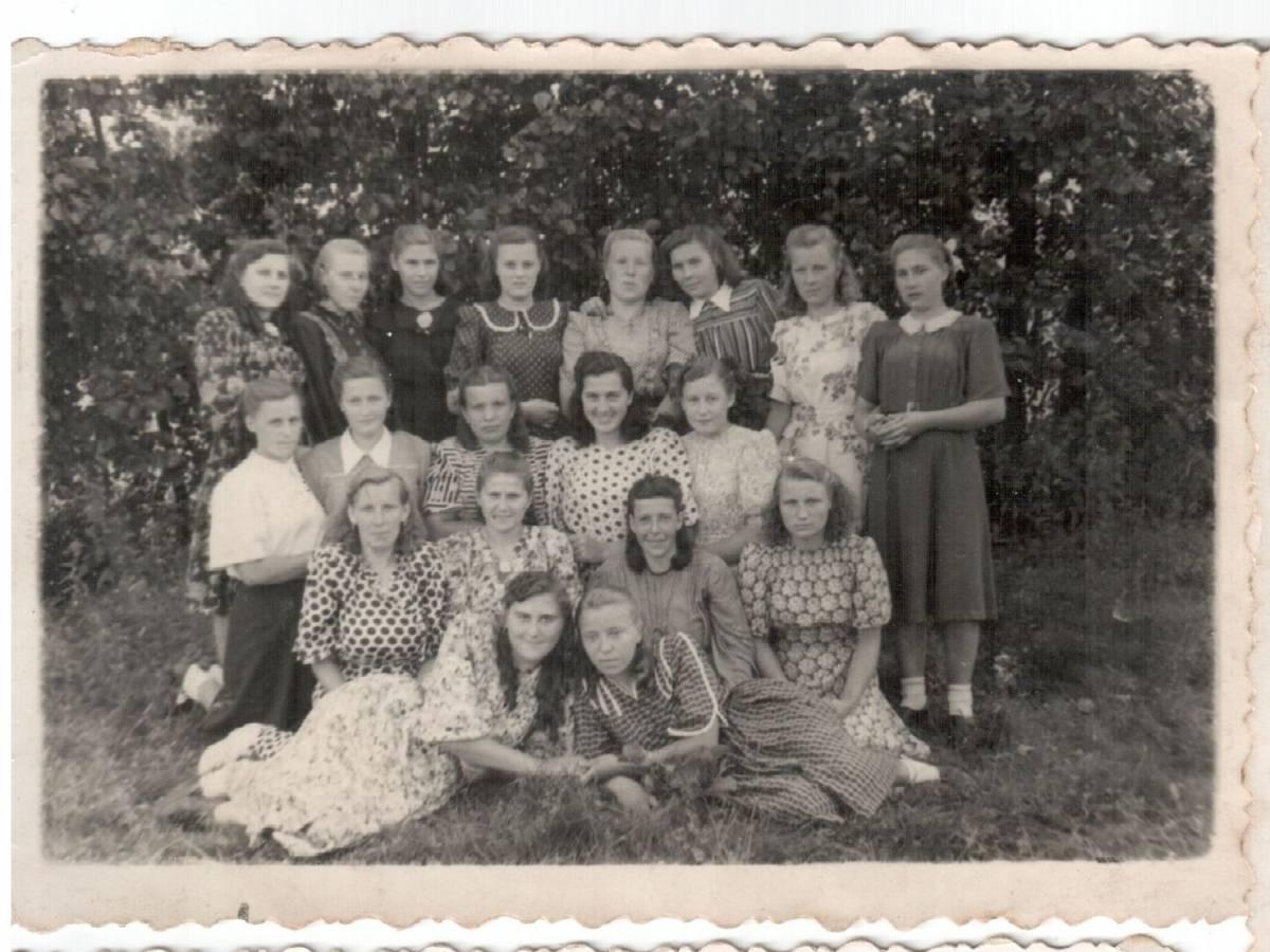 Одельские девчата