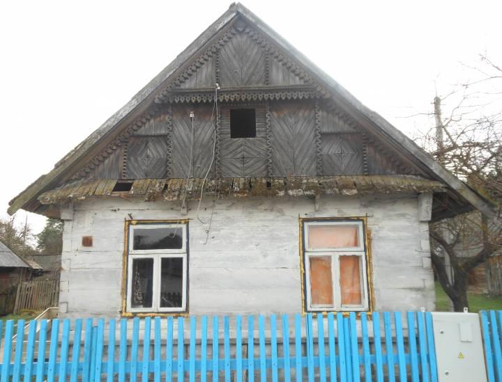 старый дом переживает второе рождение