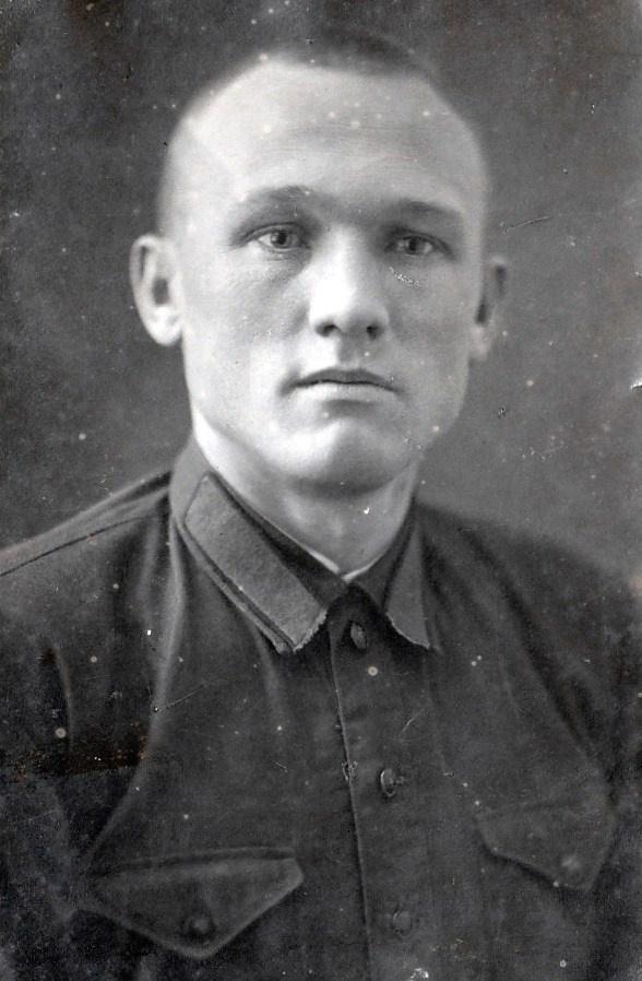 ветеран ВОВ - Алексеенко Федор Алексеевич.