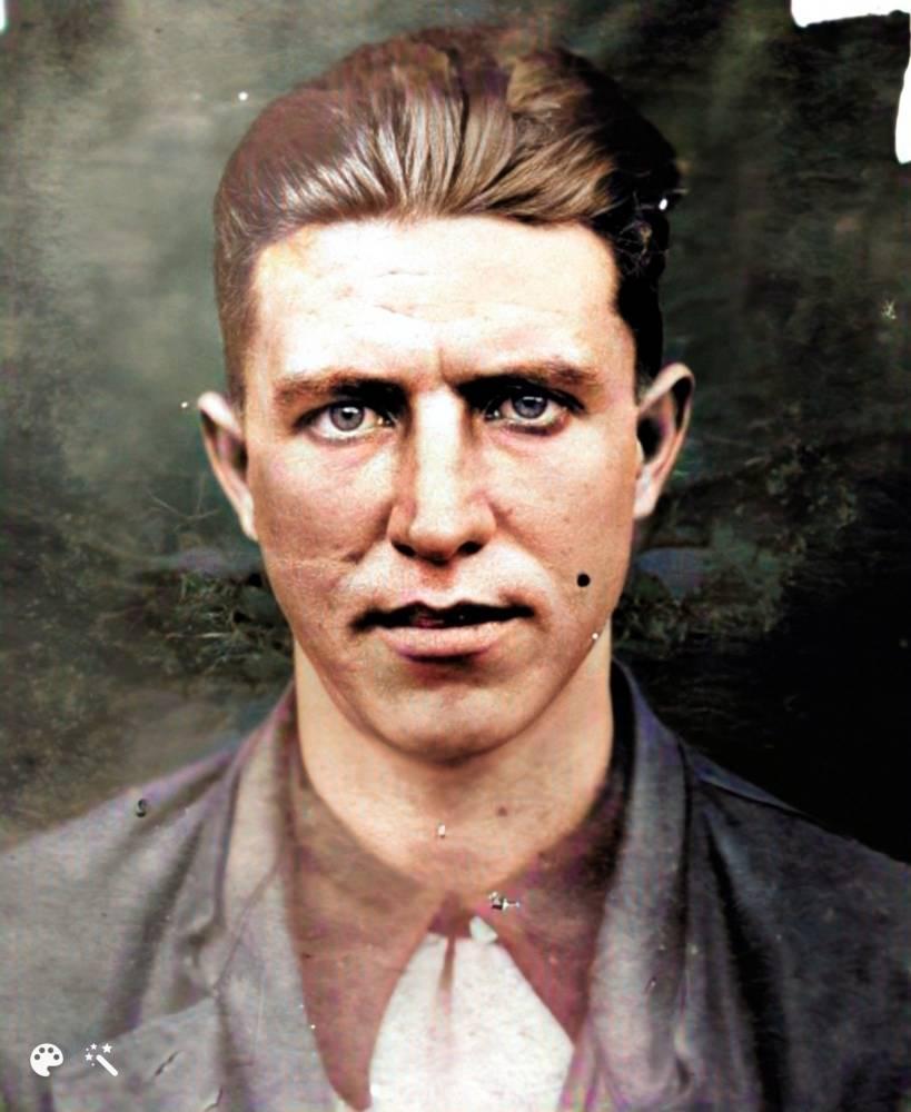 ветеран ВОВ - Герасименко Тимофей Леонович. Погиб.