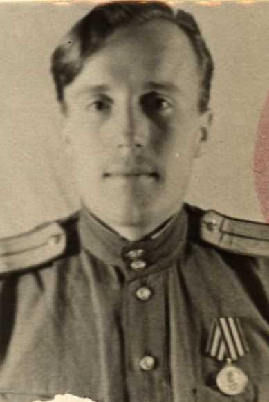 ветеран ВОВ - Мисник Иван Сергеевич.