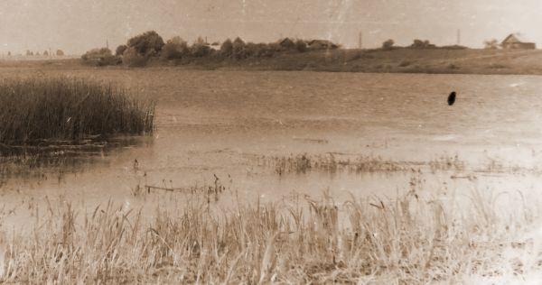 Вид Сойчино с острова 1978г.